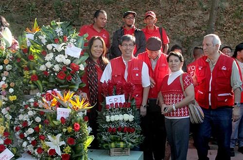 Rememoran legado de Farabundo Martí
