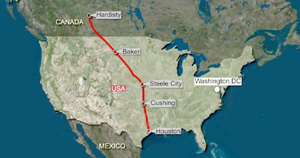 Congreso de Estados Unidos aprueba polémico oleoducto Keystone XL con Canadá