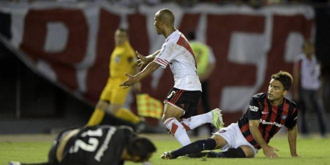 River vence 1-0 a San Lorenzo en ida de final por Recopa Sudamericana