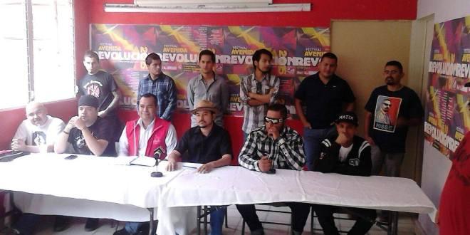 Festival Revolución para amantes de la música, deportes extremos y el arte