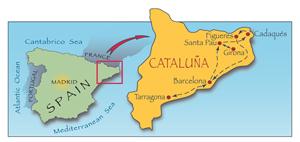Cataluña avanza en su proyectada independencia de España