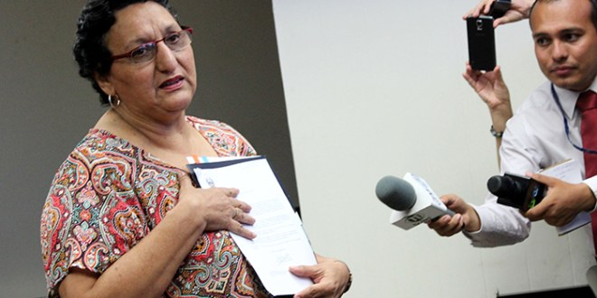 Asamblea Legislativa envía carta a Presidente de la República para solicitar fondos