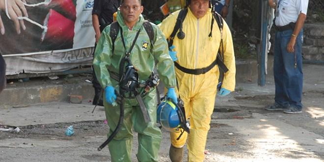 Correos de El Salvador reinicia labores con normalidad después de explosión de químicos