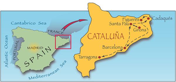 El independentismo se lanza a la calle ante un voto crucial en Cataluña