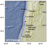 Internet Chile terremoto