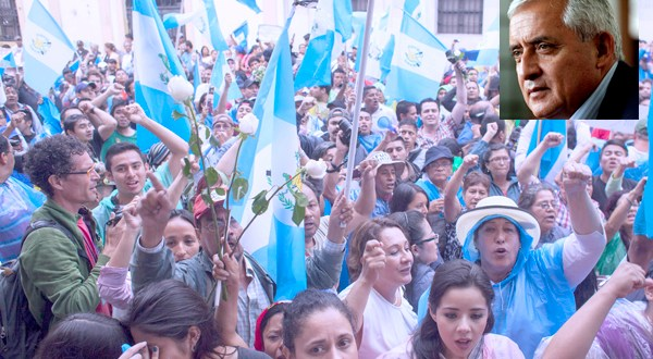 Congreso retira inmunidad a presidente guatemalteco para investigarlo por corrupción
