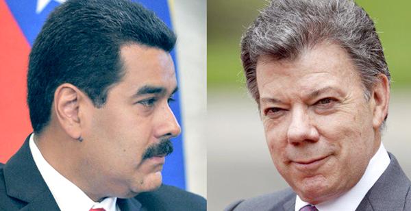 Santos y Maduro se ven las caras en Quito tras un mes de crisis fronteriza