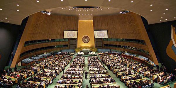 Comienza Asamblea General de la ONU centrada en la guerra de Siria