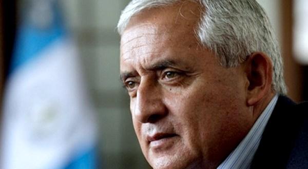 Sin inmunidad. Congreso guatemalteco retira fuero a Pérez Molina