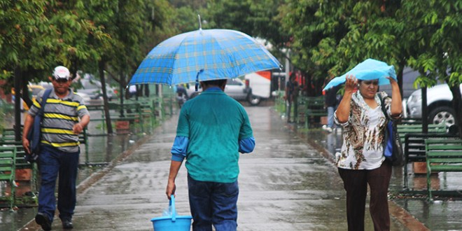 MARN pronostica tormentas por acercamiento de Onda Tropical