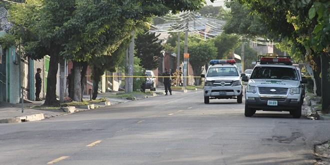 Procurador David Morales repudia incremento de violencia