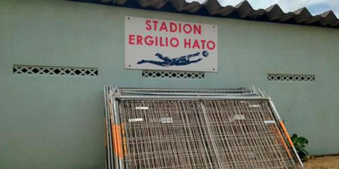 Selecta reconoce hoy el estadio Ergilio Hato