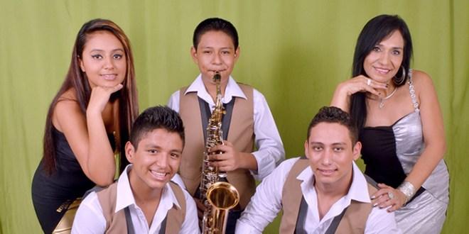 Andy y los junior Band  con buena música