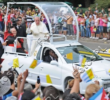 Diálogo Cuba-EE.UU. nos llena de esperanzas, afirma el Papa Francisco