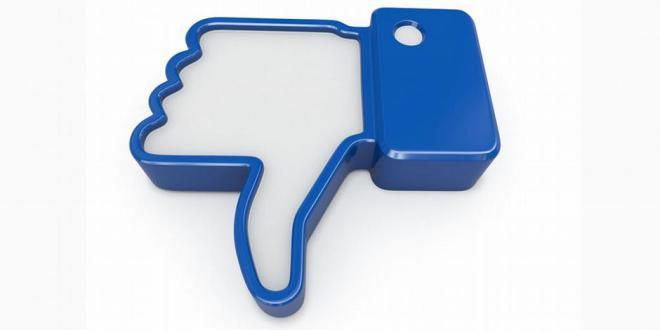 """¡Se acabó la diversión! Facebook anuncia botón de """"No me gusta"""""""