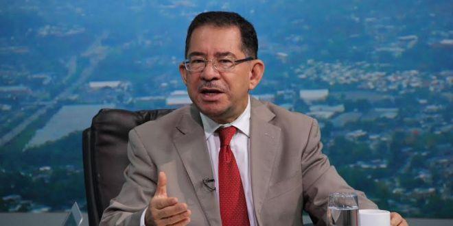"""Eugenio Chicas: """"No tomaremos decisiones apresuradas sobre el tema de pensiones"""""""