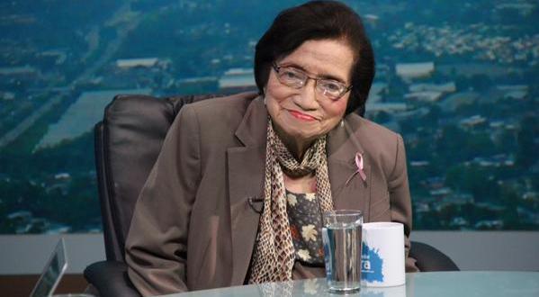 """""""Me siento satisfecha porque la vida me ha permitido servir a los demás"""": Dra. Isabel Rodríguez"""