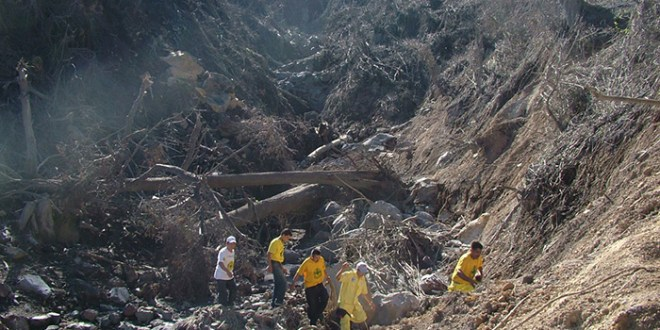 A 10 años de la erupción del volcán Ilamatepec