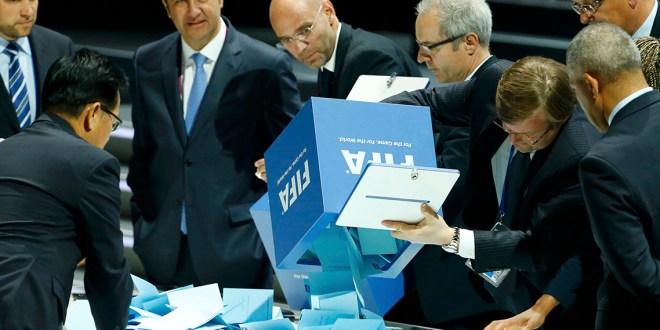 FIFA confirma las elecciones presidenciales para el 26 de febrero