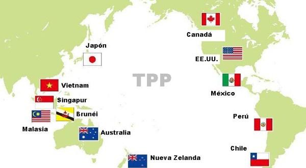Doce países del Pacífico sellan histórico acuerdo comercial