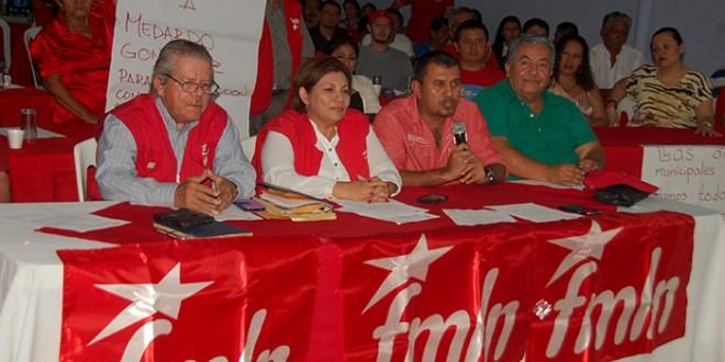 Directivas de La Paz piden a González inscribir candidatura para secretario general