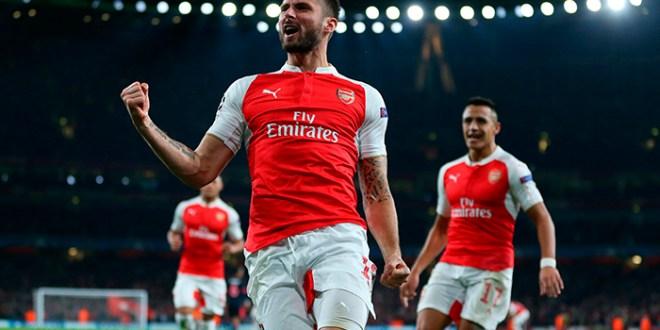 Arsenal da la nota, Barcelona  y Valencia encarrilan la clasificación