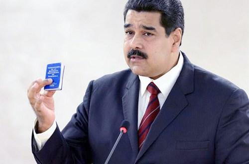 Justicia venezolana bloquea juicio parlamentario contra Maduro