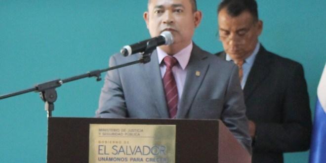 """""""Operatividad policial está reduciendo homicidios"""": Ministro Ramírez Landaverde"""