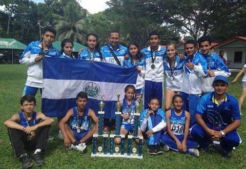 El Salvador, campeón  centroamericano de Cross Country