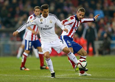 Real Madrid y Atlético, ante el clásico madrileño más descafeinado
