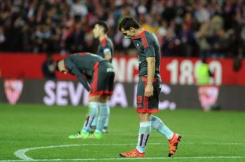 Celta se encomienda a la épica ante un Sevilla desconfiado