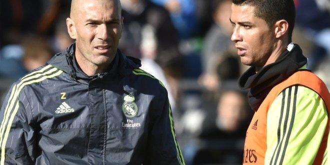 """Zidane: """"Todos estamos con Cristiano, el tema está arreglado"""""""