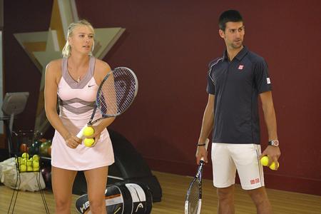 """Djokovic a Sharapova: """"Espero que pueda volver más fuerte"""""""