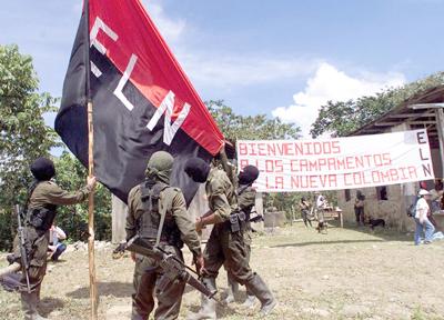 Gobierno colombiano y ELN inician proceso para cerrar medio siglo de guerra