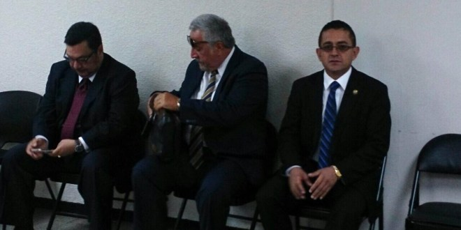 Cámara admite pruebas en contra   de diputado Reynaldo Cardoza