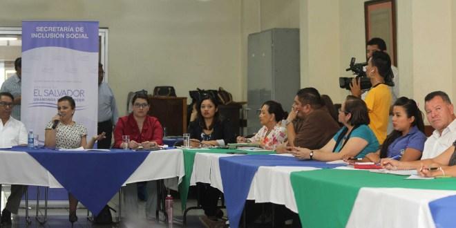 """Secretaria de Inclusión Social presenta """"Ciudad Mujer"""" en Sonsonate"""