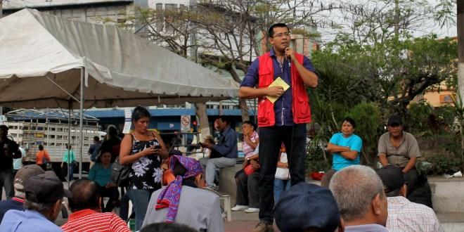 """FMLN: """"el partido ARENA utiliza el dolor  de la gente con aspiraciones electorales"""""""
