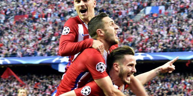 El Atlético saca un triunfo de oro  ante Bayern en gran primer asalto