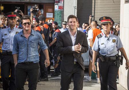 Abogado de Messi inicia «al contragolpe» su defensa por fraude fiscal