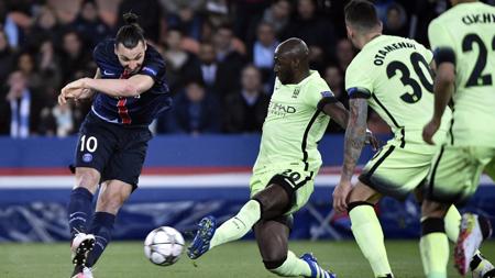 Manchester City hace negocio y empata en su visita al PSG