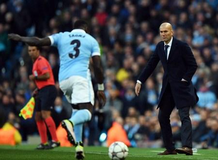 Zidane no quiso arriesgar con Cristiano Ronaldo