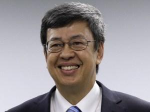 Chen Chien-jen es el nuevo vicepresidente de la República de China-Taiwán. Foto Diario Co Latino.