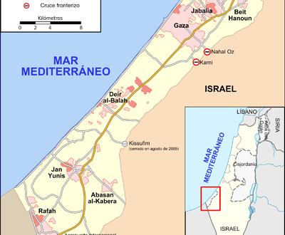 El primer ministro palestino visita Gaza, un paso hacia la reconciliación