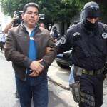 El alcalde de Apopa, José Elías Hernández, sigue detenido por amenazas, asociaciones ilícitas y homicidio. Foto Diario  Co Latino / Josué Parada