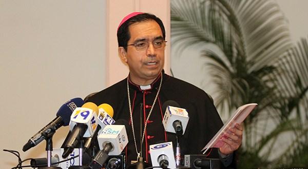 Monseñor Escobar Alas afirma que aumento al salario mínimo no es justo