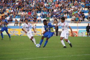 "sidro Metapán empató 1-1 con Alianza en el estadio ""Jorge Suárez Landaverde"". Foto Diario Co Latino/César Sanabria"