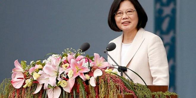 Presidenta de Taiwán garantiza su respaldo económico a Guatemala