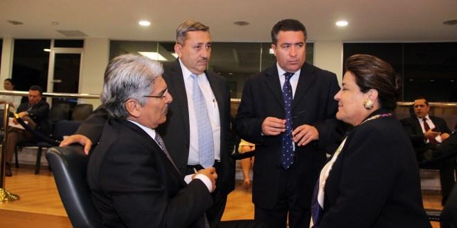 ARENA condiciona votos para préstamos paraPNC y SIS, si se modifica presupuesto 2017