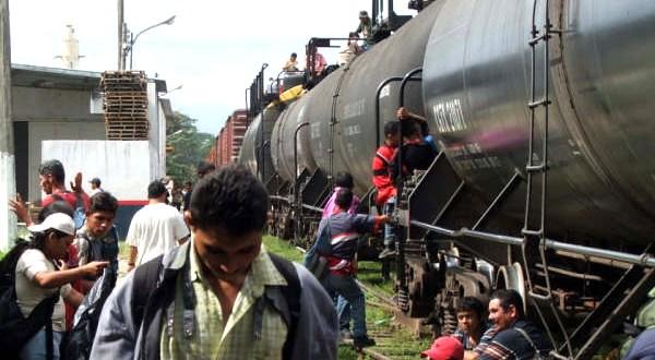 Estados en deuda con migrantes  en la región centroamericana