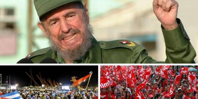 Legado socialista de Fidel Castro y lecciones para El Salvador